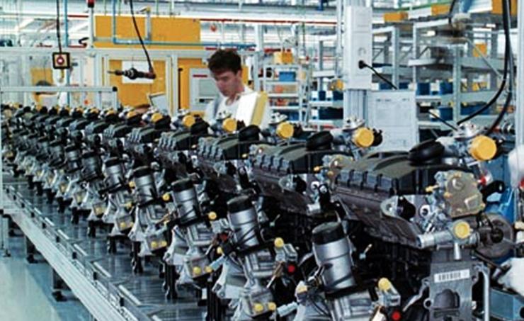 Pemasangan Enjin Motosikal