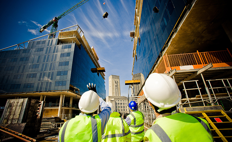 Bangunan & Pembinaan