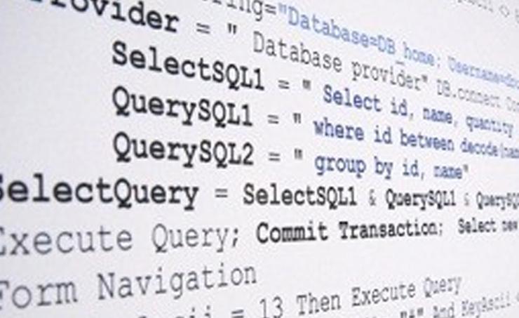 Pembangunan Aplikasi Sistem  - Pengaturcaraan Database