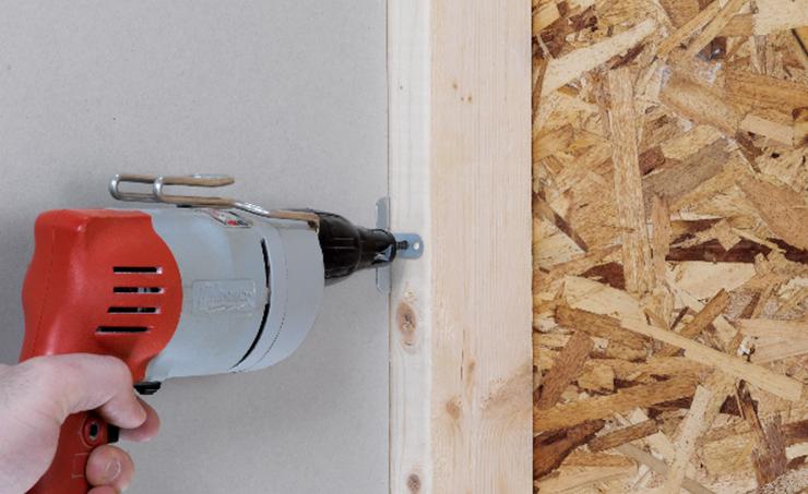 Pemasangan Siling & Drywall - Pembahagian Drywall