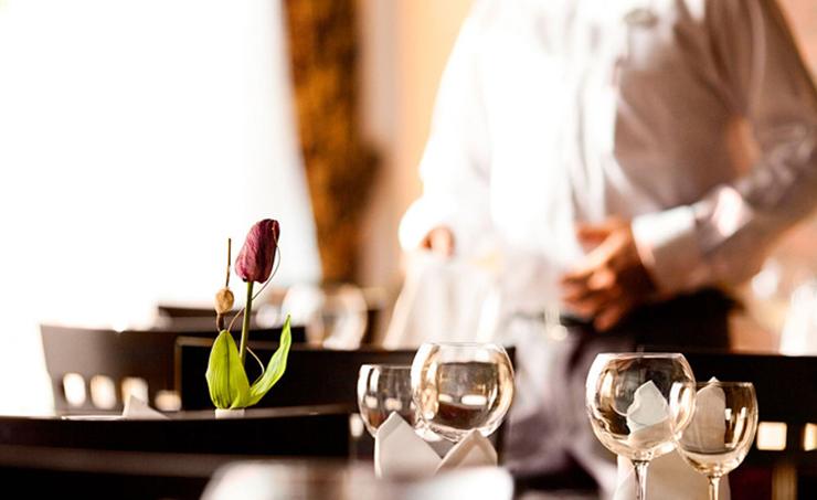 Perkhidmatan Restoran India