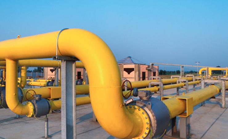 Pemasangan Paip Gas